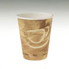 Hot Paper Cups 10 oz  - Mistique