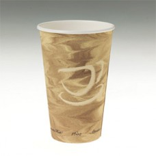Hot Paper Cups 16 oz - Mistique