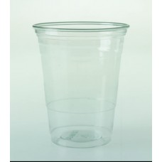 Plastic Clear Cups 16 oz