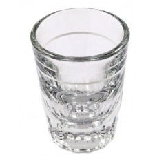 Shot Glass 2 oz Lined