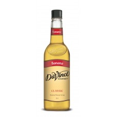 DaVinci Gourmet Classic - Banana Syrup