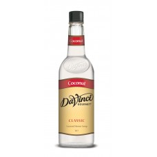 DaVinci Gourmet Classic - Coconut Syrup