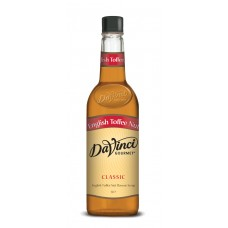 DaVinci Gourmet Classic - English Toffee Syrup