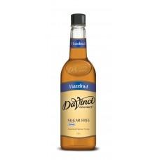 DaVinci Gourmet SugarFree - Hazelnut Syrup