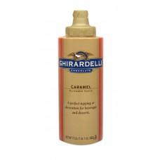 Ghirardelli Caramel Sauce - squeeze Bottle