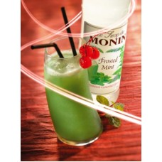 Monin Syrup - Frosted Mint (1ltr)