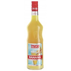 Toschi - Bar Syrup - Banana