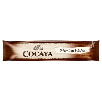 Cocaya Drinking Cocoa - Premium White - Sticks