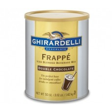 Ghirardelli Double Chocolate Frappe 3lb
