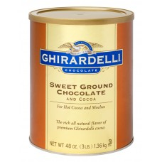 Ghirardelli Sweet Ground Chocolate & Cocoa Powder 3lb