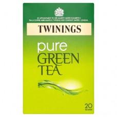 Twinings Green Tea - 20 Envelopes