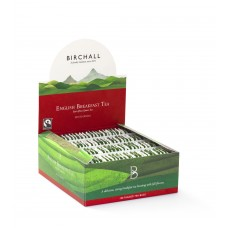 Birchall English Breakfast 100's Tagged Fairtrade
