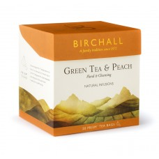 Birchall Green Tea and Peach 20's Prism
