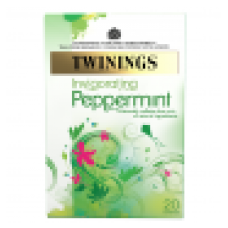 Twinings Invigorating Peppermint Tea - 20 Envelopes